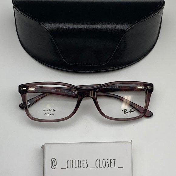 🕶️Ray Ban RB5228 5628 Unisex Eyeglasses/PS440🕶️